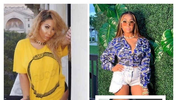 """Hazel E Reignites Feud W/ Yung Miami & Joseline Interjects + Yung Miami Responds """"I Will Beat Either One Of You H*es To Death"""""""