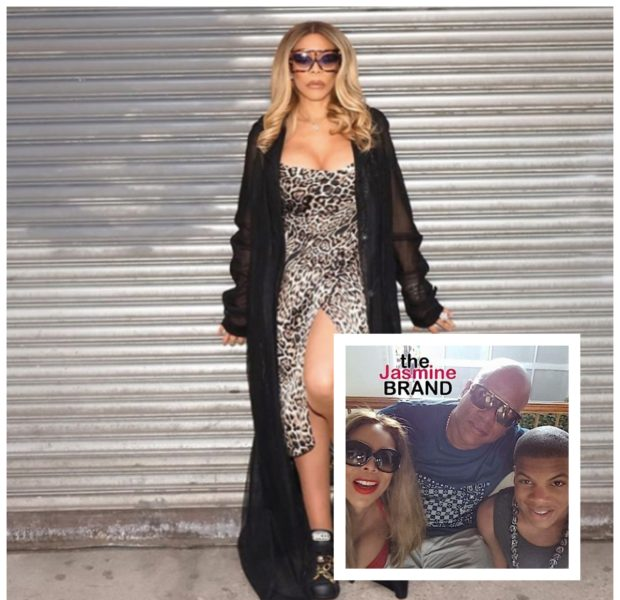Wendy Williams' Estranged Husband Kevin Hunter Blames Her For Ruining His Relationship With Their Son