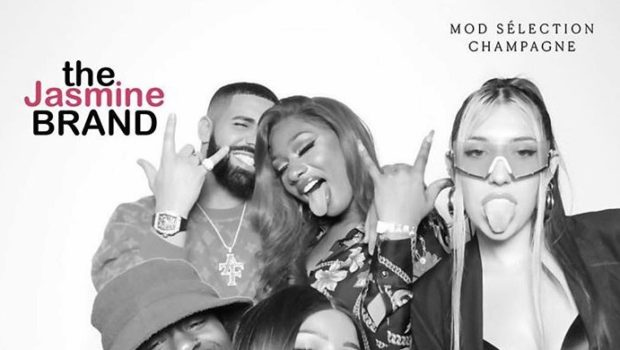 Drake & Megan Thee Stallion Party Together Amid Rumors of Collaboration