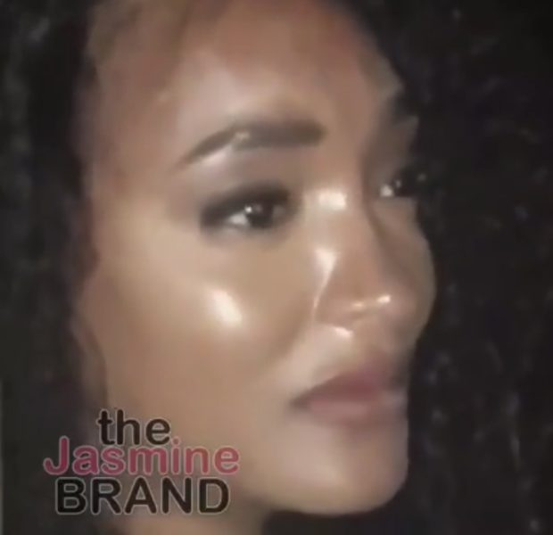 Model Jourdan Dunn Bursts Into Fangirl Tears At Millennium Tour! [VIDEO]