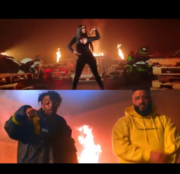 "DJ Khaled Releases ""Wish Wish"" Video feat. Cardi B, 21 Savage [WATCH]"