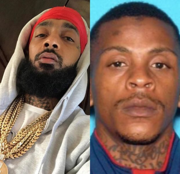 Nipsey Hussle's Alleged Shooter Attempts To Do An Interview From Jail [LISTEN]