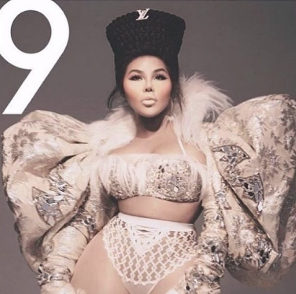 "Lil Kim's ""9"" Album Cover Revealed [VIDEO]"