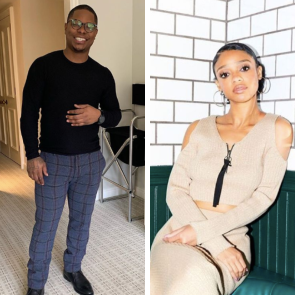 "Jason Mitchell Blames Sexual Harassment Claims On ""The Chi's"" Showrunner, Insinuates Nothing Happened Between He & Tiffany Boone: ""She would've told me about myself"""