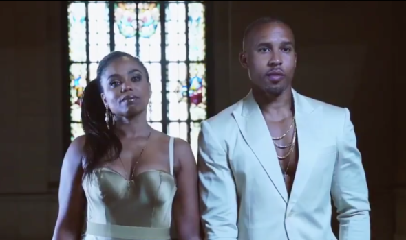 Jemele Hill & Fiancé Pay Tribute To Beyoncé & Jay Z In Engagement Shoot [VIDEO]
