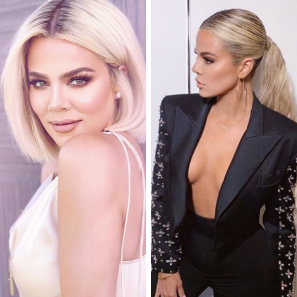 Khloe Kardashian Sparks Nose Job Rumors [Photo]