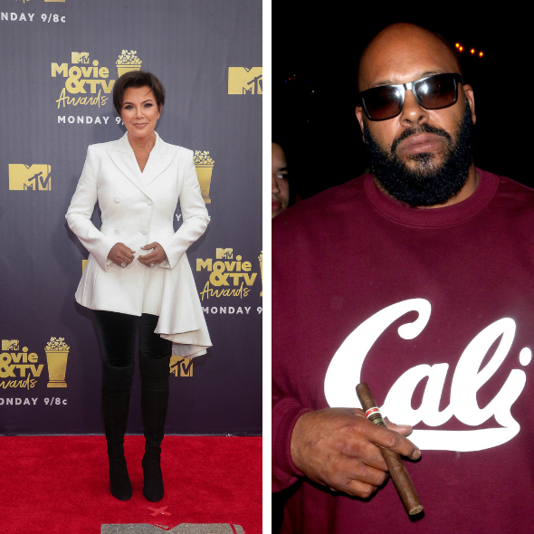 John Mayer Compares Kris Jenner To Suge Knight 'She Could End Me'