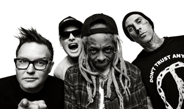 Lil Wayne & Blink-182 Announce Joint Summer Tour [VIDEO]