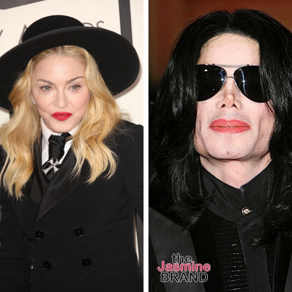 Madonna Addresses Michael Jackson Allegations 'People Sometimes Lie, I Don't Have A Lynch Mob Mentality.'
