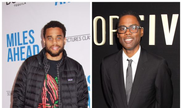 "Michael Ealy Recalls The Time Chris Rock Was Rude To Him On Set Before Apologizing Years Later, ""He Was Just An A**hole"""
