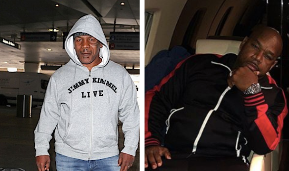 Did Mike Tyson Punch Wack 100? Both Hint Physical Altercation Erupted During Interview [VIDEO]