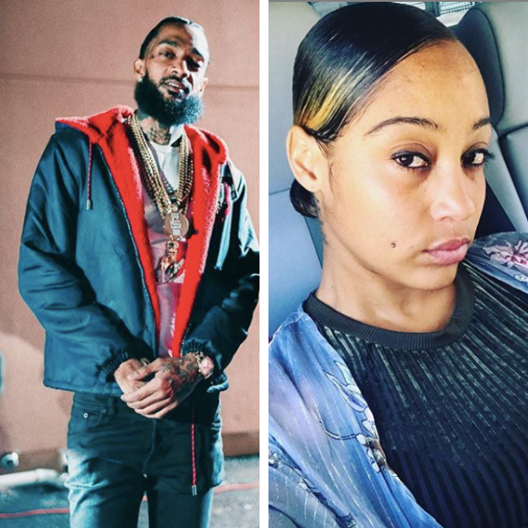 Nipsey Hussle – Arrest Warrant Out For Daughter's Mother, After She Missed Court Appearance