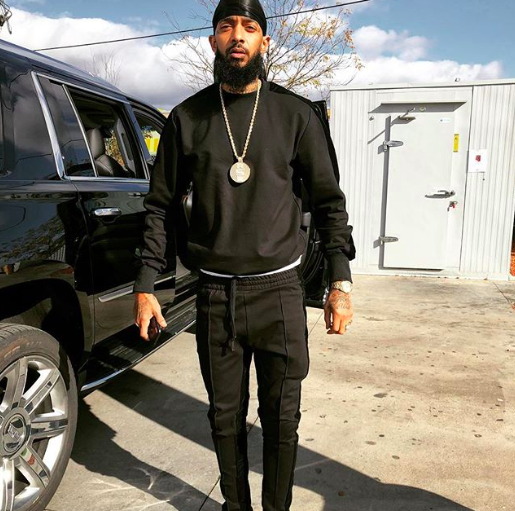 Nipsey Hussle's Estate Sues Crips LLC For Trademark Infringement & False Advertisement