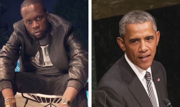 Fugees Member Pras Michel Charged With Illegally Raising Money For President Barack Obama's 2012 Campaign