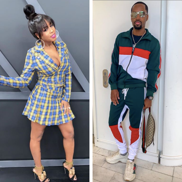 Remy Ma & Safaree Face Lawsuit From Foundation For Breaking Agreement, Forcing Organization To Cancel Concert