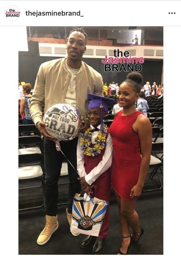 Ex 'Basketball Wives' Star Royce Reed & NBA's Dwight Howard