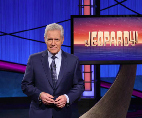 Alex Trebek Has Experienced Surges Of Deep Sadness W/ Chemo Treatment But Remains Optimistic: The Numbers Indicate That The Cancer Is Coming Down