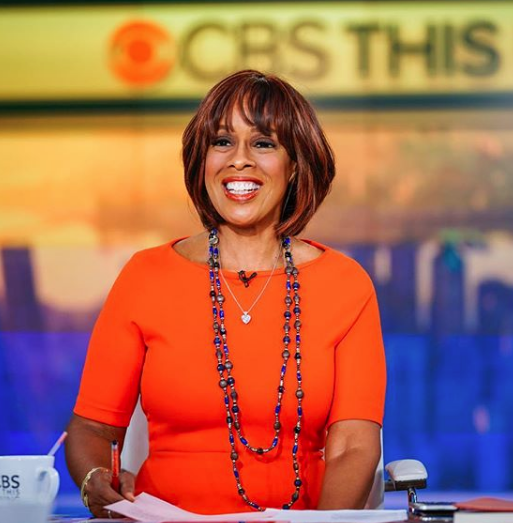Gayle King's New CBS Contract Reportedly More Than Double Her Current $5.5 Million Salary