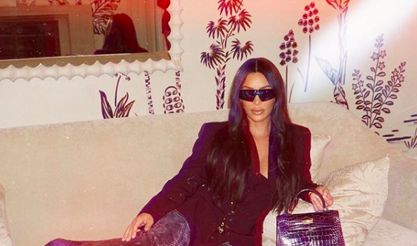 Kim Kardashian Allegedly Makes $1 Million Per Instagram Post, Sues Fashion Company For Using Her Image