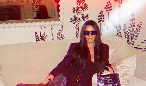 Kim Kardashian Allegedly Makes $1 Million Per Instagram Post, Sues Fashion Company For Using Her Image