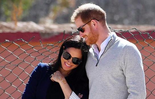 Meghan Markle & Prince Harry Welcome Baby Boy!