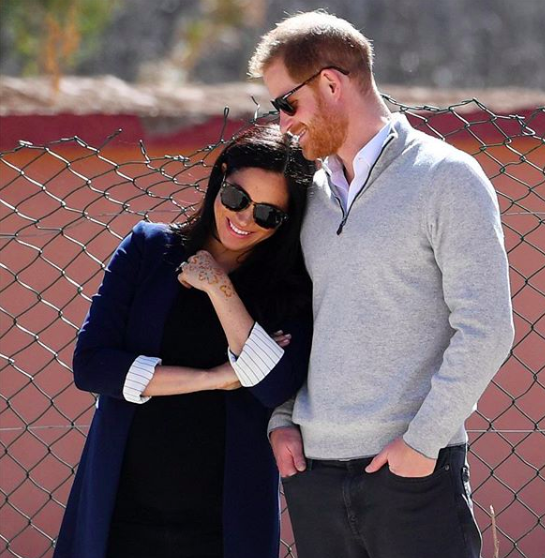 Prince Harry & Meghan Markle To Hire Their Own Security After Alerting LAPD Of Paparazzi Flying Drones Over Their Home