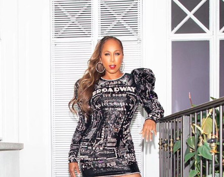 Marjorie Harvey Responds To Critic Who Asks 'What Do You Do?'