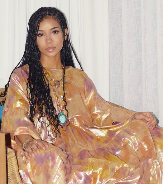 "Jhene Aiko Releases ""Triggered"" Freestyle, Admits She Did The Song Because 'I Was So Afraid Of What I Might Do'"
