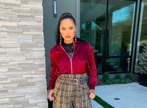Ayesha Curry Is Still Receiving Backlash Over 'Attention' Comments: I Know What I Said!