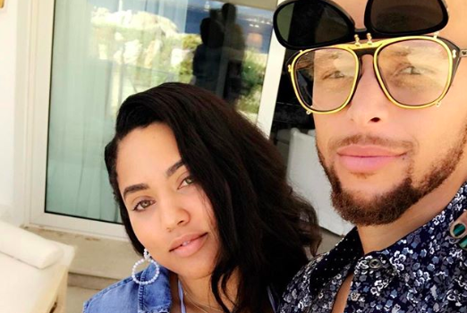 Steph Curry Supports Wife Ayesha Curry Amid Interview Backlash: I'm Proud Of You For Not Being Afraid Of the Potential Bullsh*t