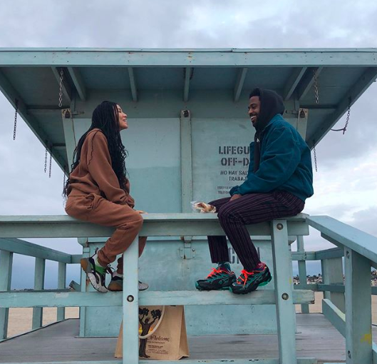 Jhene Aiko & Big Sean Have A 'Good Day' Together, Sparking Reconciliation Rumors