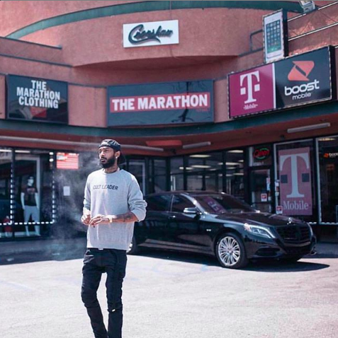 Nipsey Hussle's Marathon Clothing Gives An Update On Online Orders