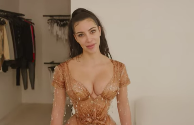 Kim Kardashian Took Breathing Lessons For Snatched Met Gala Look