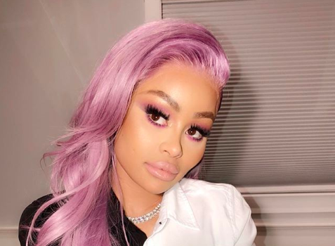 Update: Blac Chyna Posts Sonogram! [Photo]