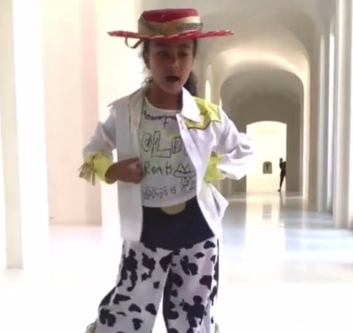 North West Directs & Choreographs Her Own 'Old Town Road' Video [WATCH]