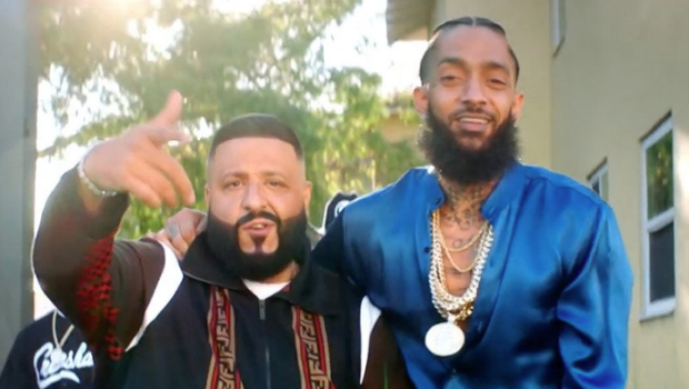 Nipsey Hussle's Last Video Before Passing 'Higher' Released W/ DJ Khaled & John Legend