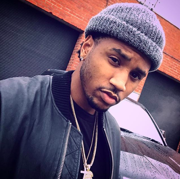 Trey Songz Facing $10 Million Lawsuit, Woman Claims He Allegedly 'Forcefully Placed His Hand Under Her Dress Without Her Consent'