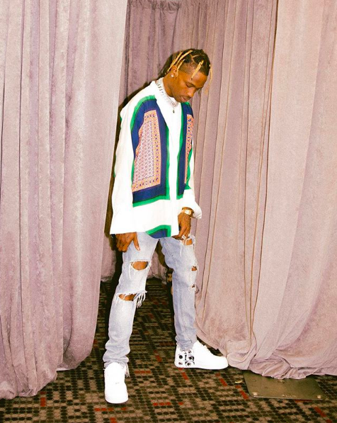 Travis Scott Donates Merch Sales To Planned Parenthood, Says 'We Feel For Those Out In Alabama' Amid Abortion Controversy