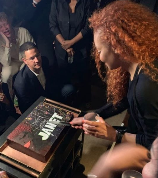 Janet Jackson – Lil Kim, Ciara, Teyana Taylor, Questlove Spotted At Her Surprise B-Day Party! [VIDEO]