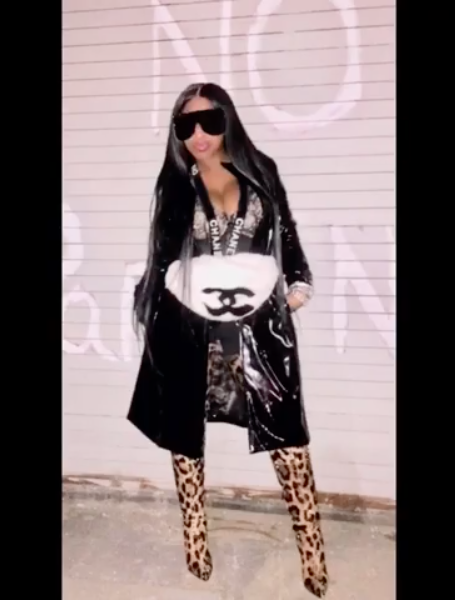 """Foxy Brown Says She's Still """"King B*tch"""", After Being Booed Off Stage [VIDEO]"""
