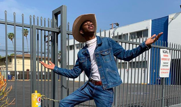 "Lil Nas X On Revealing He's Gay: ""It Was Something I Was Considering Taking To The Grave"" [VIDEO]"
