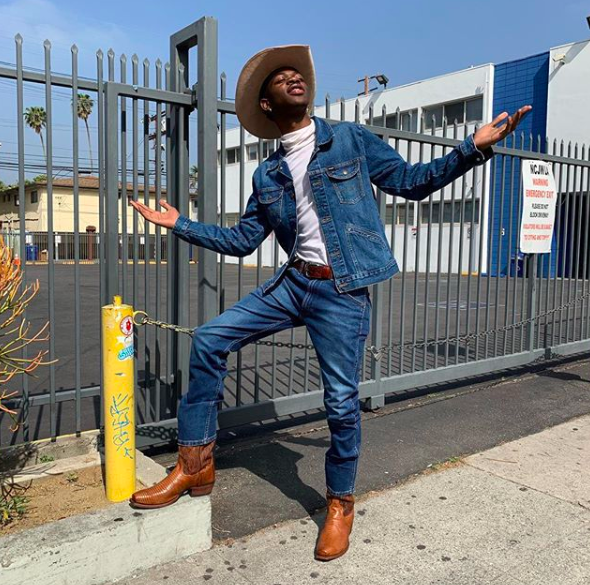 Lil Nas X Snags Partnership W/ Wrangler, Country Fans Threaten To Boycott