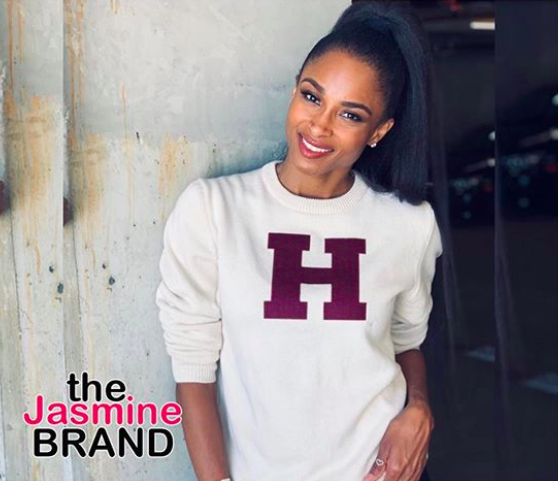 Ciara Accepted Into Harvard's Business School: 'Words Cannot Express My Excitement'