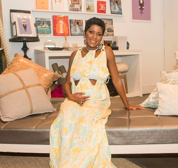 Tamron Hall, 48, Says She Tried To Get Pregnant In Her 30's & Kept Pregnancy A Secret Because 'I Was Terrified I Would Lose This Baby'