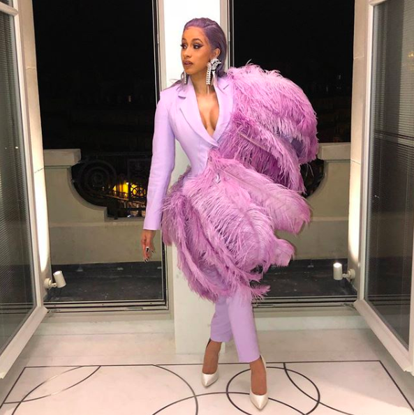 Cardi B Lashes Out At Critic Who Says She Doesn't Respect Other 'Big Names In Rap': I Respect Everybody Work, I Just Don't Kiss A**!