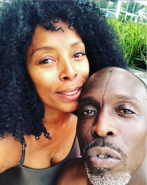 "Tasha Smith Calls Michael K. Williams ""The Love Of My Life!"""