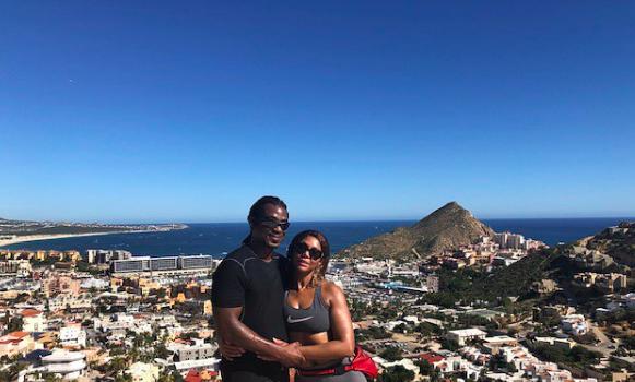 Tamar Braxton Has Fiery Exchange W/ Boyfriend David Adefeso's Female Fan