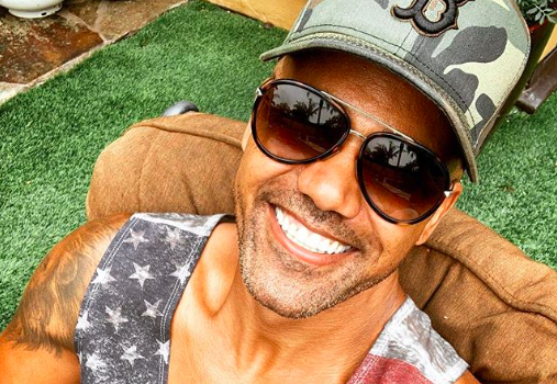 Shemar Moore: I'm Proud To Be Black, But I'm Proud To Be White! I'm Not Going To Denounce The Other Side Of Me!