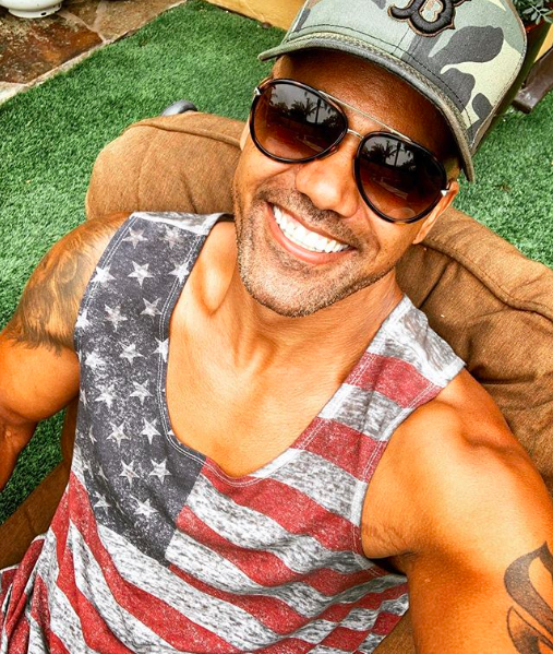 Shemar Moore Shuts Down Rumors He's Gay…Again