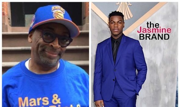 "British Actor John Boyega Calls Spike Lee's ""She's Gotta Have It 2"" 'Trash'"